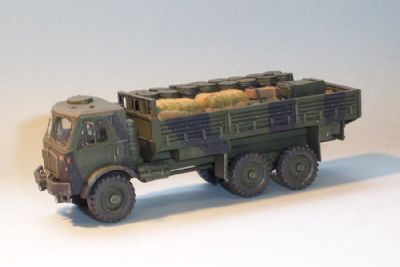 bw240.  aec militant mk 3, 10 ton cargo (without load)  - 21.50